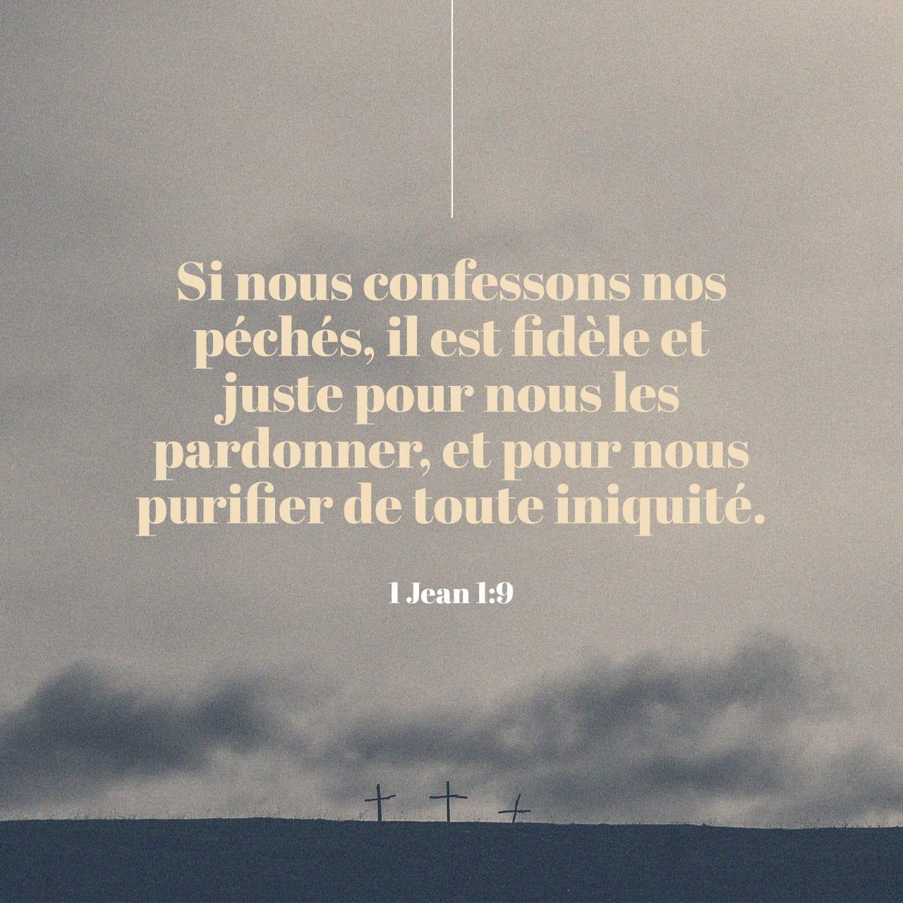 Verset Biblique du jour - jour 116 - image 37723 (Première lettre de Jean 1:1-10)