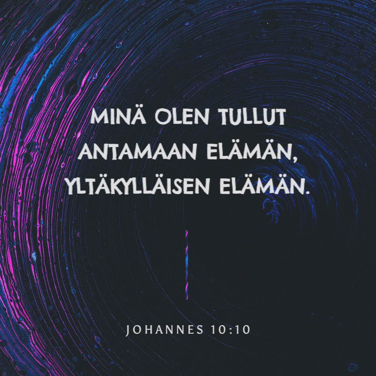 Johannes 10:10