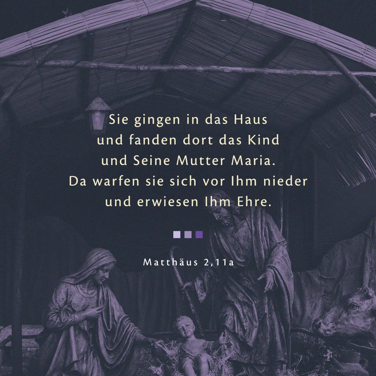 Matthäus 2 1-12
