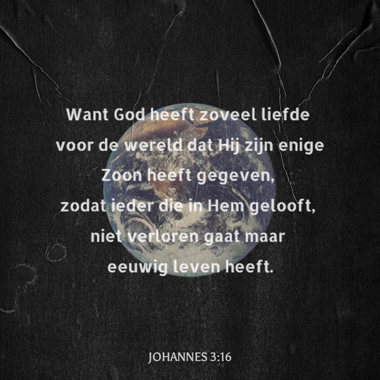 Johannes 3:16
