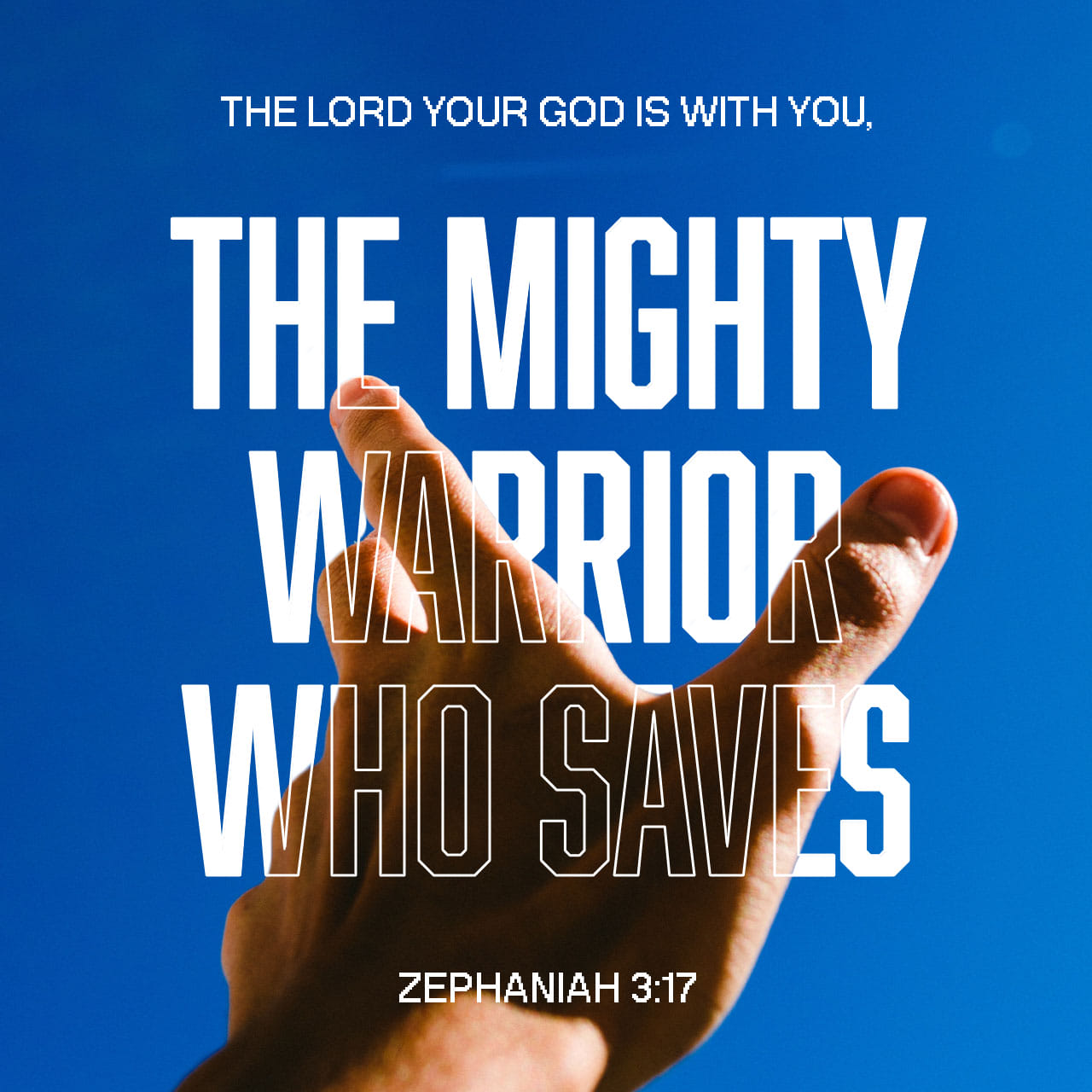 Zephaniah 3:17 The LORD thy God in the midst of thee is mighty; he will  save, he will rejoice over thee with joy; he will rest in his love, he will  joy