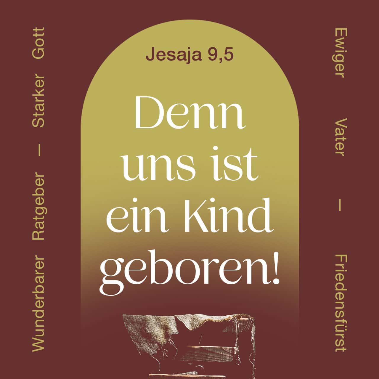 Jesaja 9 6
