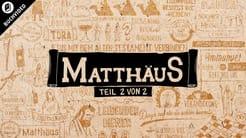 Buchvideo: Matthäus Kap. 14-28