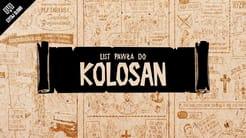 Omówienie: List do Kolosan