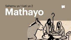 Muhtasari: Mathayo 1-13
