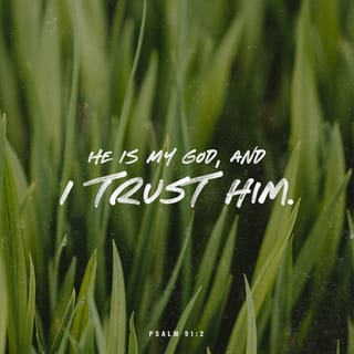 psalms 91 2 can say to him you are my defender and protector you are my god in you i trust good news bible gnb download the bible app now psalms 91 2 can say to him you are my