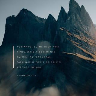 2 Corintios 12 9 10 Mas Ele Me Disse Minha Graca E Suficiente A