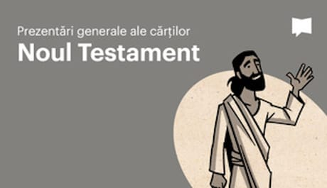 BibleProject: Prezentări generale ale cărților – Noul Testament