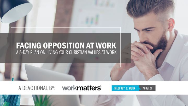 Facing Opposition At Work