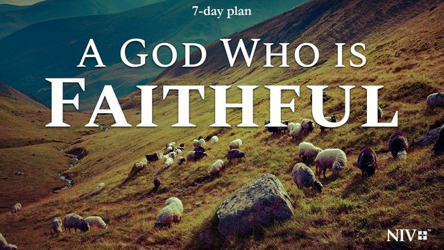A God Who Is Faithful