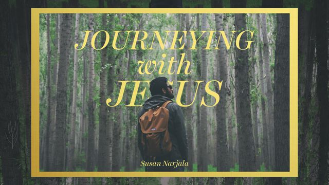 Journeying With Jesus - 40 Days Lent Devotional