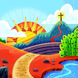 O Compromisso de Oração para Crianças - Como Falar com Deus Todos os Dias