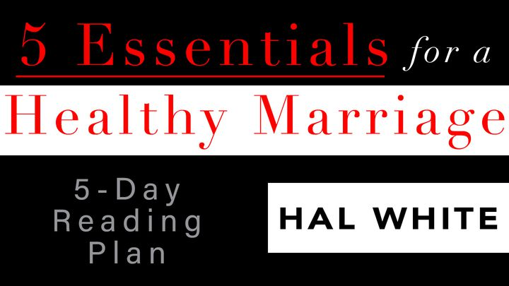 5 Essentials For A Happy Marriage