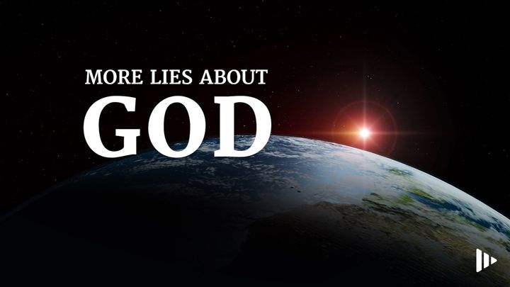More Lies About God: Devotions From Your Time Of Grace