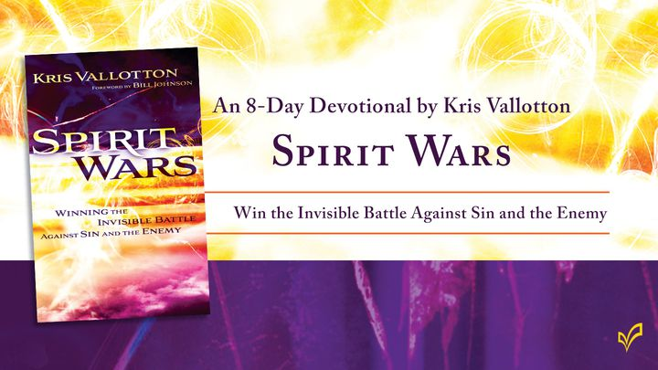 Spirit Wars: Living Free And Victorious