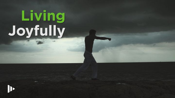 Living Joyfully: Devotions From Your Time Of Grace