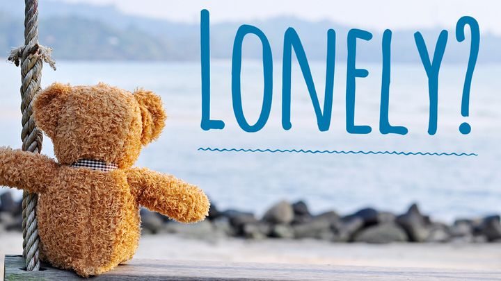 Lonely? You Can Change That