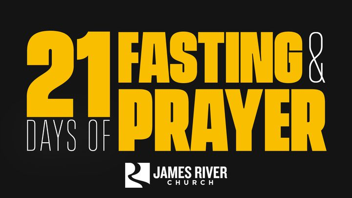 21 Days Of Fasting And Prayer Devotional