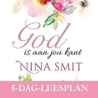 God is aan jou kant deur Nina Smit