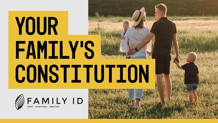 Family-iD: Your Family's Constitution