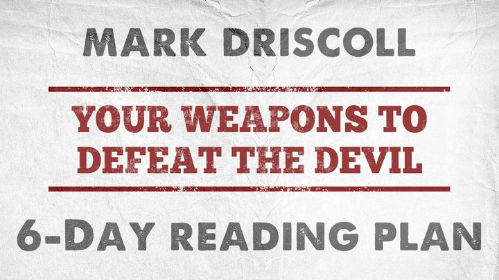 Spirit-Filled Jesus: Your Weapons To Defeat The Devil