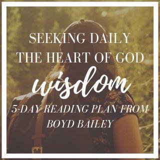 แสวงหาพระทัยพระเจ้าทุกวัน - สติปัญญา