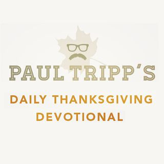 Daily Thanksgiving Devotional