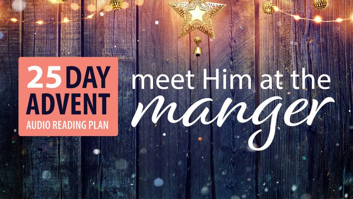 Advent | Meet Him At The Manger by Stuart and Jill Briscoe
