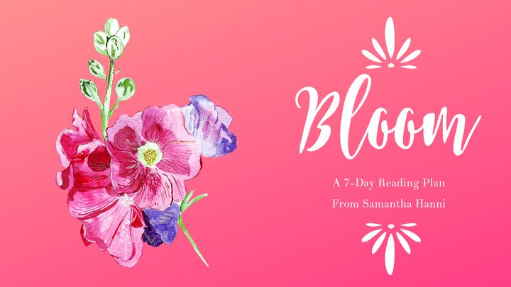 Bloom: Fresh Devotionals For Girls