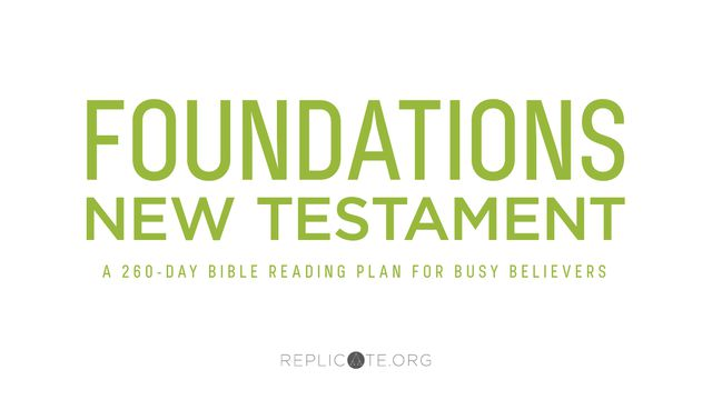 Foundations: New Testament