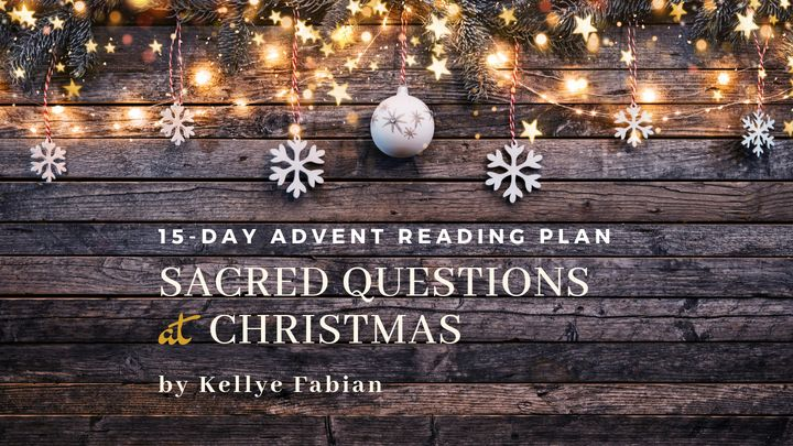 Sacred Questions At Christmas