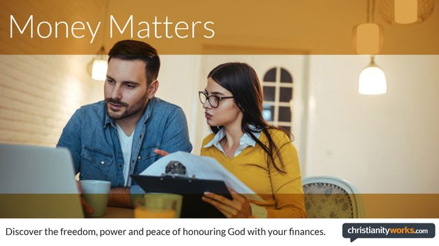 Money Matters: A Daily Devotional