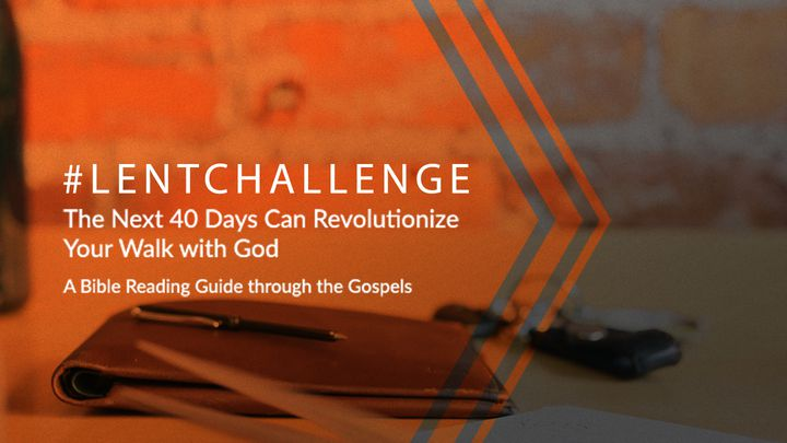 The 40-Day Gospel Bible Reading Challenge