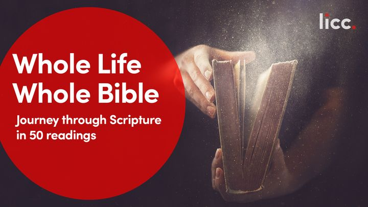 Whole Life, Whole Bible: Journey through Scripture