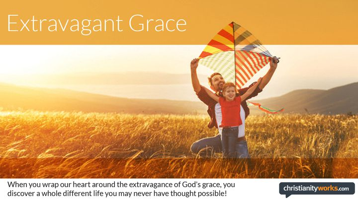 Extravagant Grace: A Daily Devotional