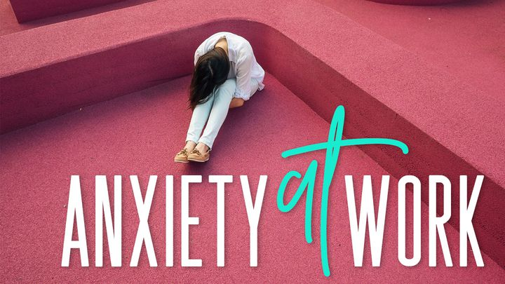 Anxiety: How To Confront It, Cast It, & Carry On