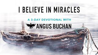 I Believe In Miracles 2 Corinthians 5:17 New International Version