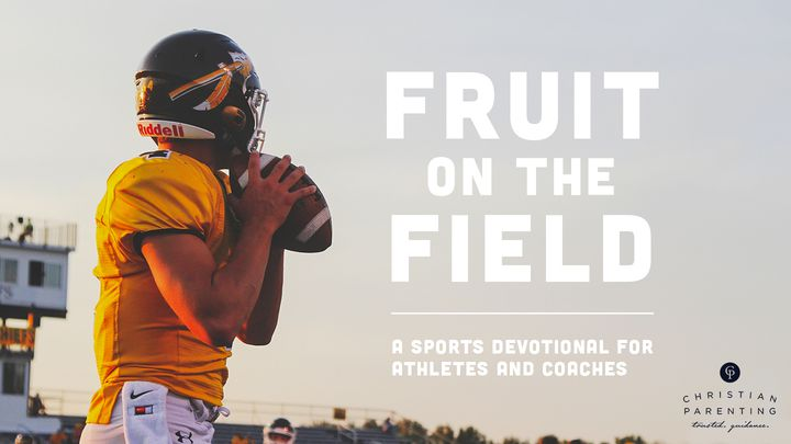 Fruit Of The Spirit Sports Devotional