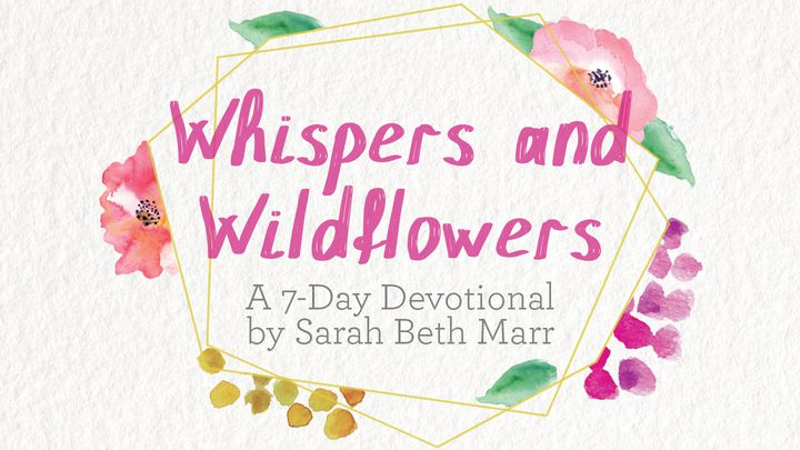 Whispers And Wildflowers By Sarah Beth Marr
