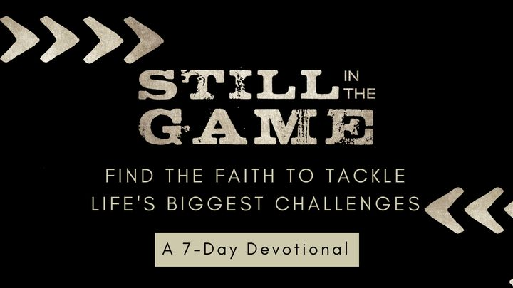 Find The Faith To Tackle Life's Biggest Challenges