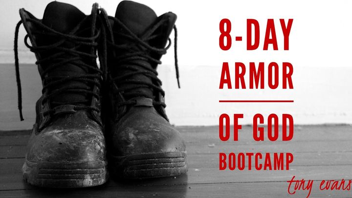 8-Day Armor Of God Boot Camp