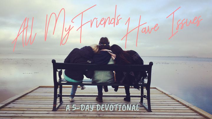 All My Friends Have Issues By Amanda Anderson