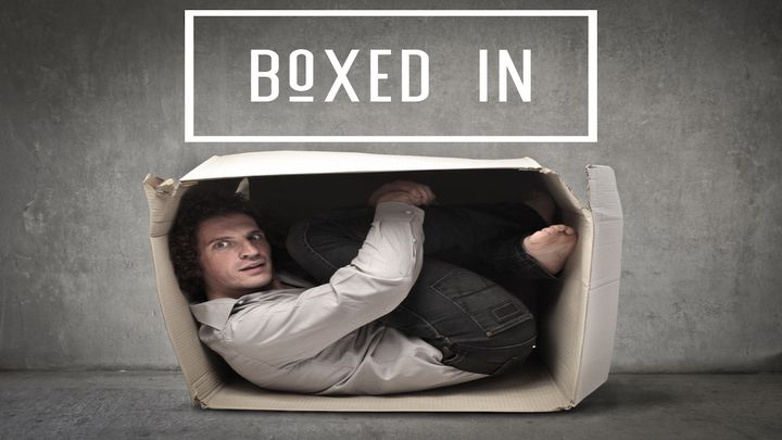 BOXED IN - 21 Day Journey To Easter Through The Book Of Luke