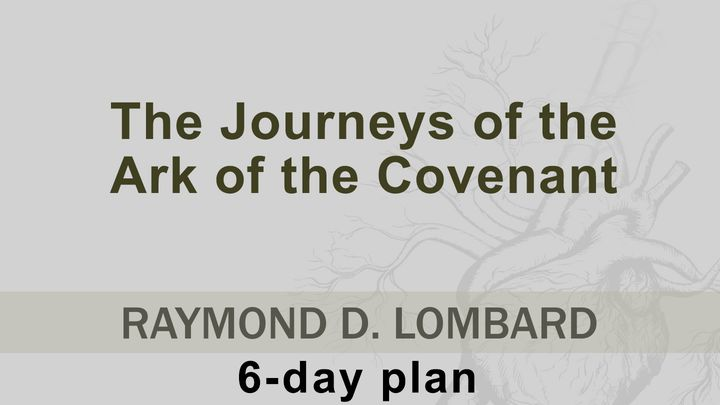 The Journeys Of The Ark Of The Covenant