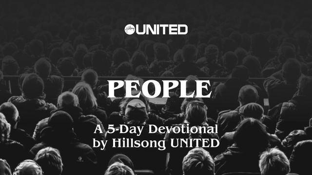 People: A 5-Day Devotional By Hillsong UNITED