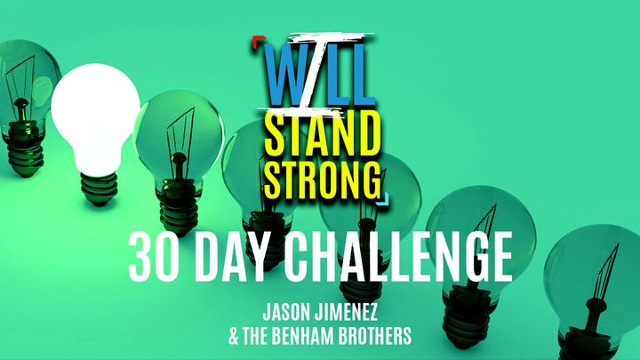 I WILL STAND STRONG 30 DAY CHALLENGE