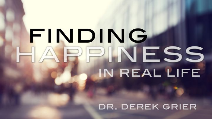 Finding Happiness In Real Life