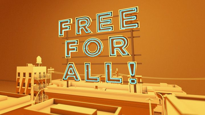 Free For All: Galatians
