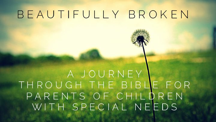 Beautifully Broken- A Study For Special Needs Parents