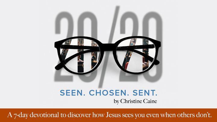 20/20: Seen. Chosen. Sent. By Christine Caine